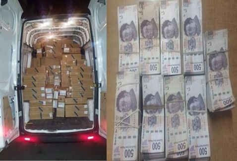 Recuperan al menos 45 millones de pesos en iPhones robados
