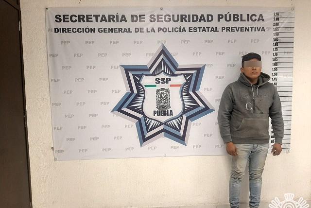 Capturan al Comandante Pepe, líder criminal en Tlachichuca