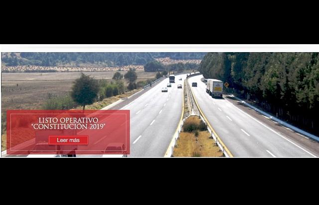 Desde el 1 de febrero, CAPUFE sube 4.8% tarifas en carreteras