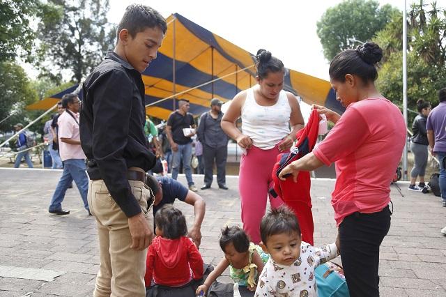Se duplica interés de migrantes por quedarse en México