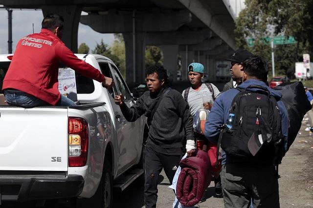 Afronta iglesia católica reto de estar siempre lista para migrantes