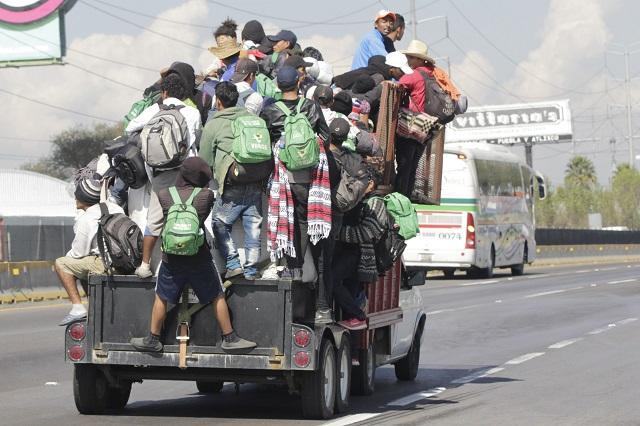 No descartan que migrantes se sumen a bandas delincuentes