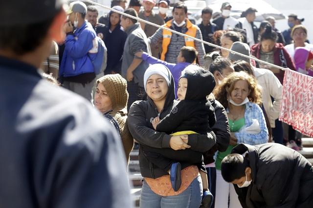 Advierten foco rojo en migrantes centroamericanos en Puebla