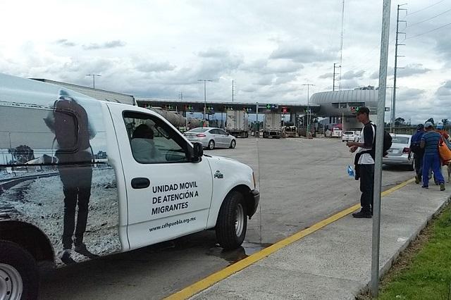 Inflan costo de fianzas para migrantes en el INM Tlaxcala