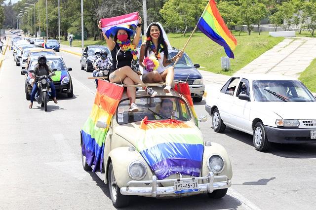 Piden aval legal a uniones de parejas del mismo sexo