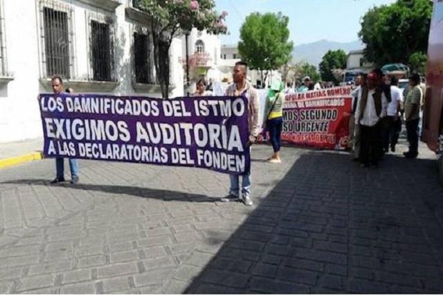 La marcha-caravana Los Olvidados  llega a Puebla y va rumbo a CDMX