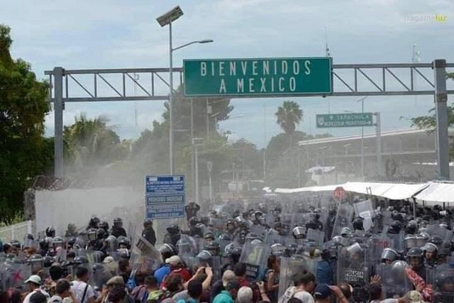 Mexicanos inundan redes con comentarios xenofóbicos