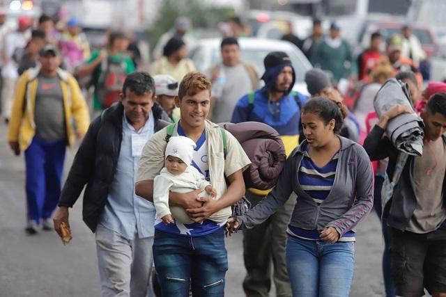 Llegarán a Puebla otros 2 mil migrantes centroamericanos