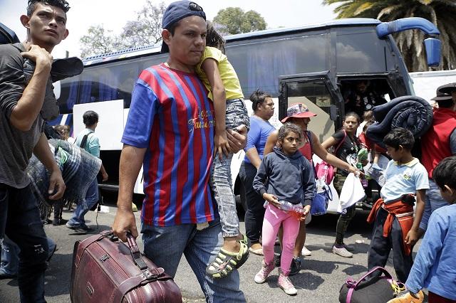 Advierte Cruz Roja desaparición de migrantes en Puebla