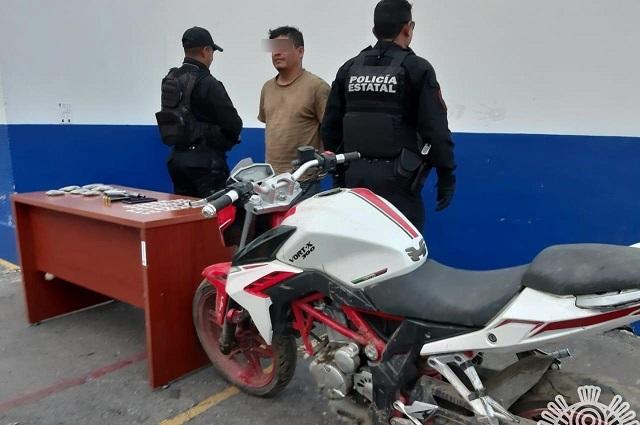 Cae líder delincuencial de la frontera Puebla-Veracruz