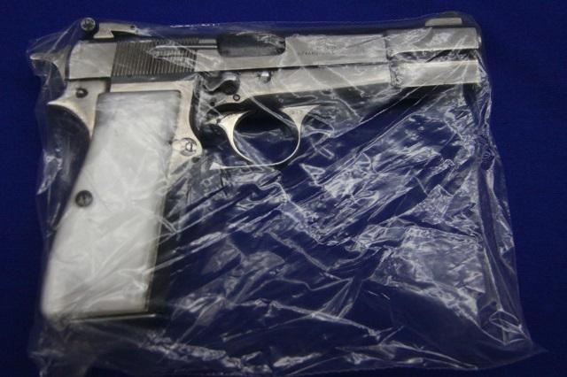 Oficial: irán a prisión quienes delincan con pistolas de juguete