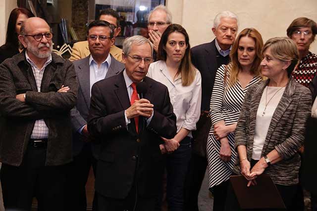 Candidatura de Cárdenas hace el juego al régimen: Morena