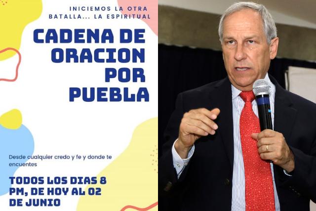 Lanzan retos ciudadanos y hasta cadenas de oración en apoyo a Cárdenas