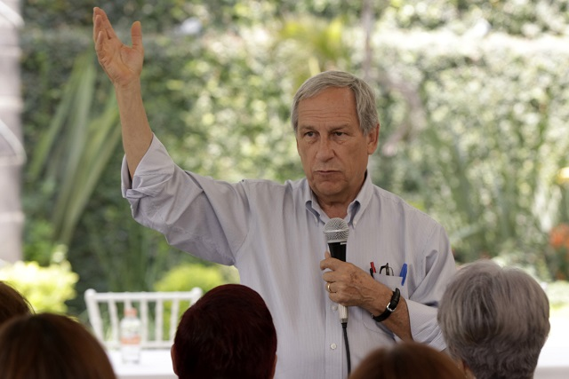 Enrique Cárdenas, el candidato sin hobbies y adicto al trabajo