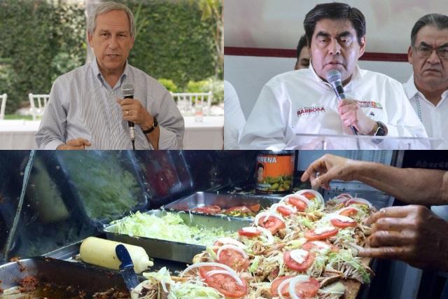 Los tortazos entre Cárdenas y Barbosa durante su paso por Tehuacán