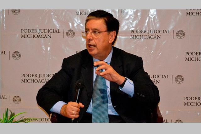 Revela Jaime Cárdenas corrupción en el Indep