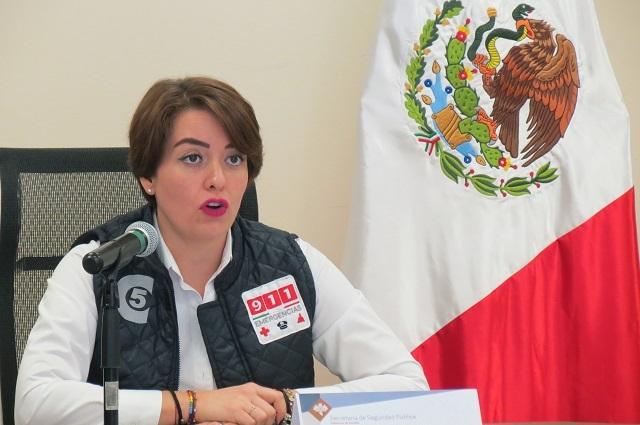 Deja Carla Morales la subsecretaría de la SSP