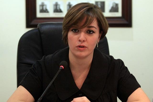 Confirma Barbosa salida de Carla Morales, allegada de Ardelio