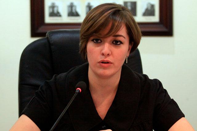 Carla Morales llega a seguridad aún sin aval de Cabildo: Barbosa