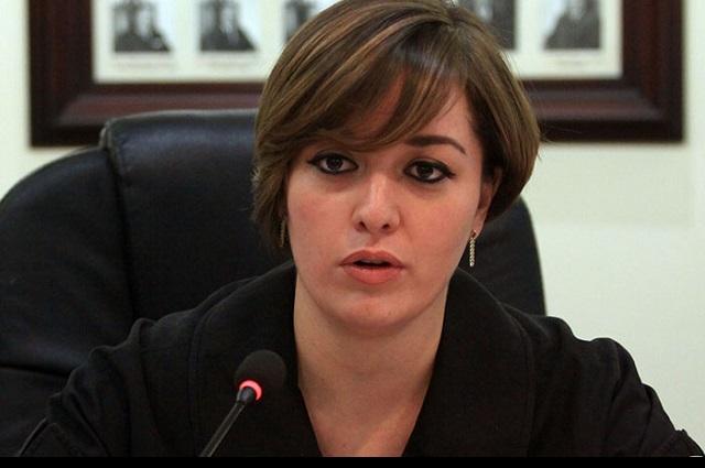 Ahora sí, Carla Morales va como delegada de seguridad: Barbosa