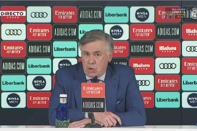 'Tenemos que analizar', Ancelotti sobre llegada de 'Chucky' a Real Madrid