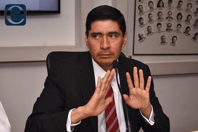 Carlos Morales dice que rival del PT se beneficia con su persecución