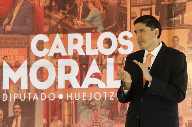 Carlos Morales rompe con MC: lo acusa de pactar la elección