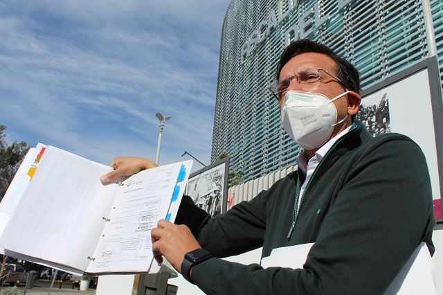 Eduardo Rivera logra candidatura y le caen con denuncias