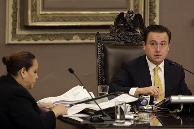 Rechaza diputado del PRD que estado deba pagar seguro de vida a ediles