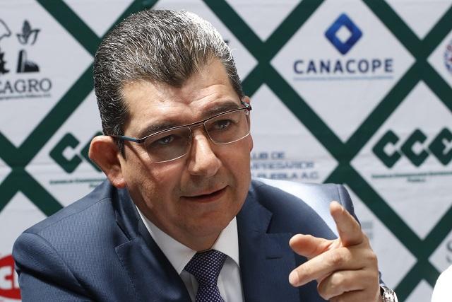 Confirma Barbosa asistencia a reunión con el CCE: Montiel