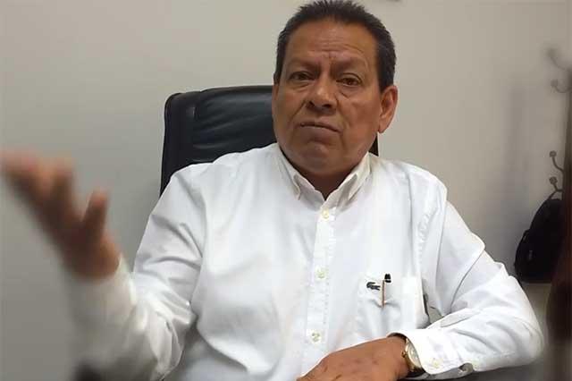 PSI no es autoridad para investigar a sus candidatos, afirma Navarro Corro