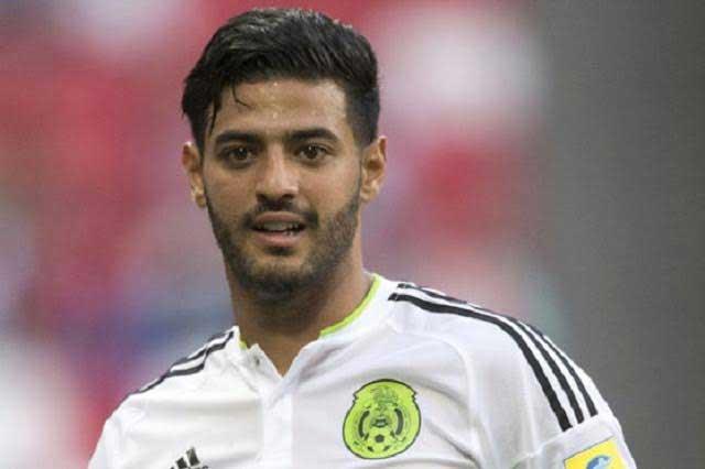 Entrenador de México explica por qué no jugó Carlos Vela contra Alemania