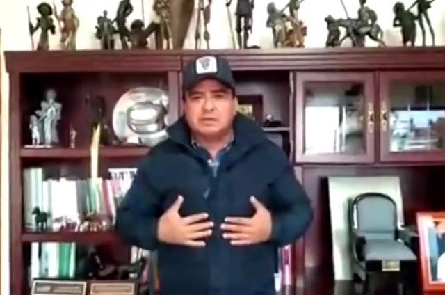 Barragán tendrá la seguridad de cualquier ciudadano: Barbosa