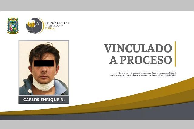 Queda preso por la muerte de madre e hijo en Zacatlán