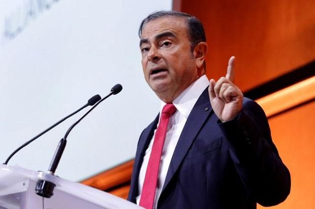 Capturan a director de Nissan Motor, por irregularidades fiscales