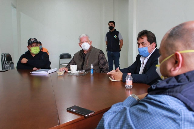 Crean Comisión de emergencias meteorológicas en Teziutlán
