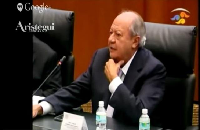 PRI pide no comenzar a linchar a Carlos Romero Deschamps