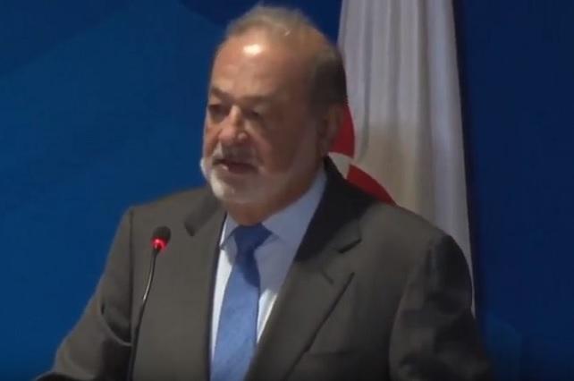 AMLO revela que Carlos Slim quiere retirarse este año