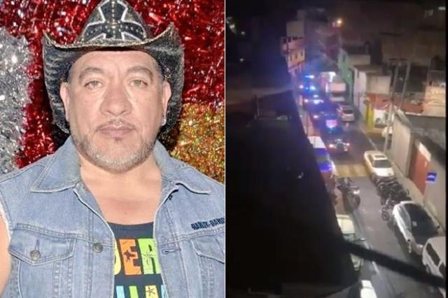 Fiesta clandestina de Carlos Trejo termina en balacera