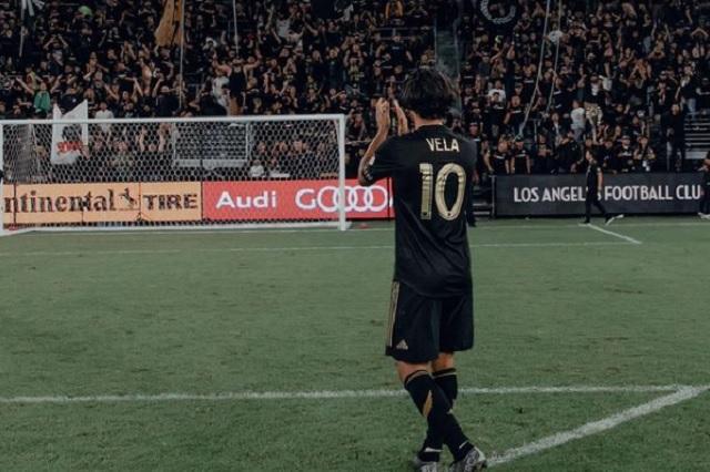 Carlos Vela figura entre los nominados al gol histórico de la MLS
