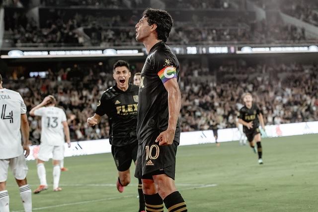 Carlos Vela vuelve a anotar en derrota del LAFC