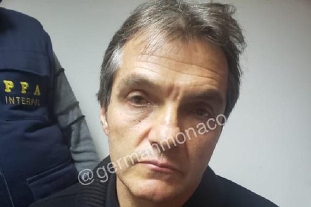Capturan a Carlos Ahumada en Argentina
