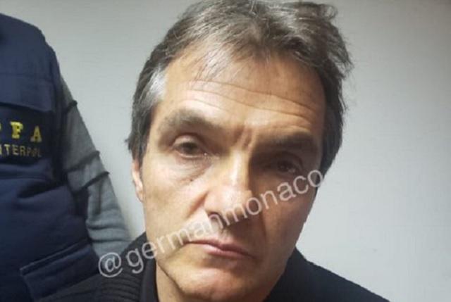 Carlos Ahumada fue detenido cuando estaba en un aeroparque