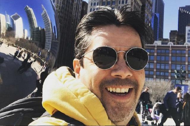 De luto: Carlos Espejel se despide de su padre