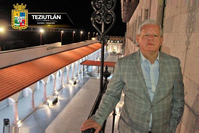 Gobierno de Teziutlán cumple en transparencia y rendición de cuentas
