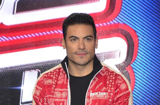 De última hora: Carlos Rivera no participará en los Latin Grammys