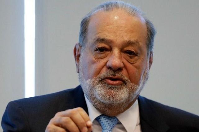 Que hables como hombre: Carlos Slim trollea a Carlos Marín