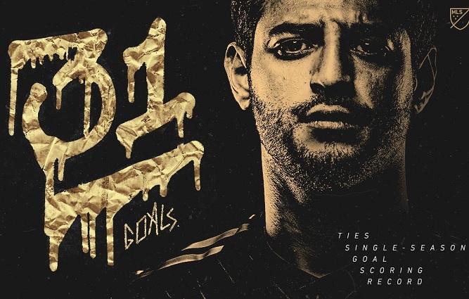 Carlos Vela hace historia en la MLS