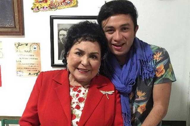 Carmen Salinas desea que familia de Joan Sebastian llegue a un acuerdo