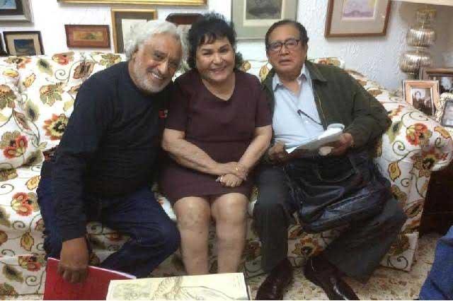 El setenta dejó fuertes marcas en la vida de Carmen Salinas